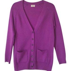 Madewell Wallace Wool Sweater Cardigan sz. S